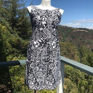 Elementz mixed print dress NWT Size M